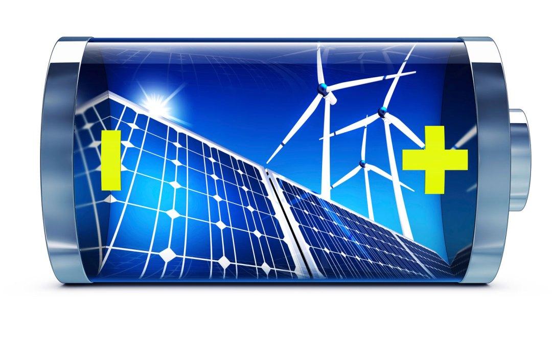 Solar Batary