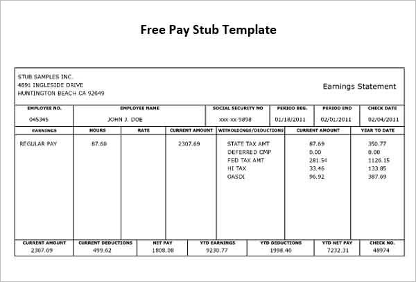 how to make payslips free UK