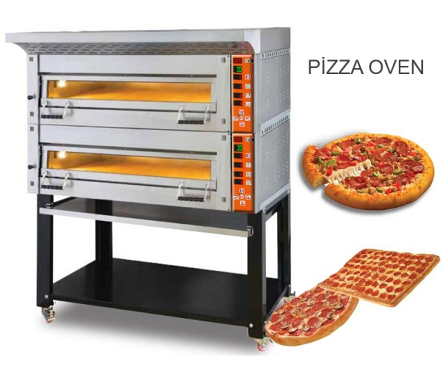 Commercial Pizza Oven
